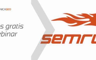 SEMrush: 30 días gratis y guía completa