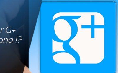 Google penaliza tu web si no pones el botón +1 de GooglePlus
