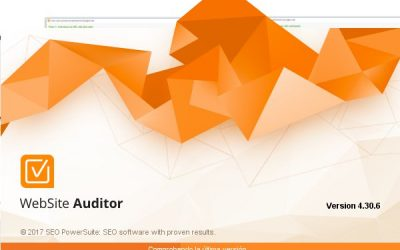 Review WebSite Auditor